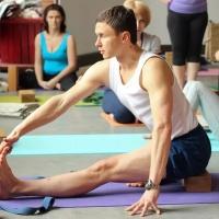 Фитнес йога на белорусской